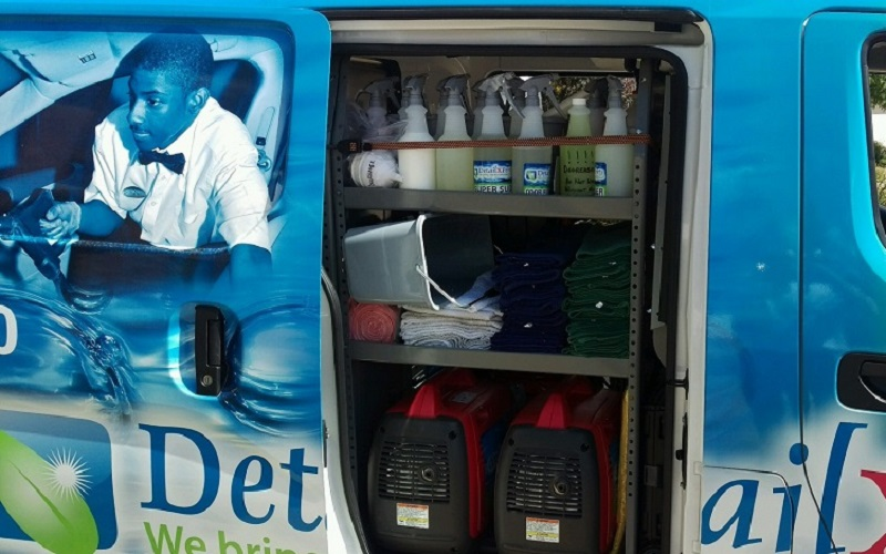 Mobile Car Care and Detailing Equipment