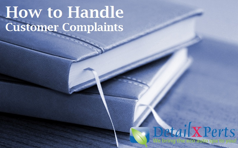 How to Handle Customer Complaints in Your Car Wash