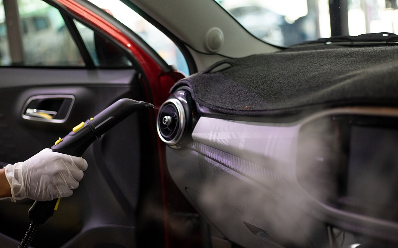 Eco Car Wash Franchise Owner: How to Care for Your Steam Cleaner