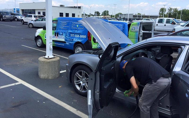 7 Reasons Why a Mobile Car Wash Franchise Is More Profitable than a Drive-Through Car Wash