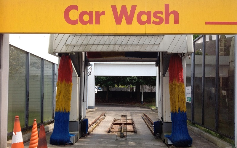 In Bay Automatic Car Wash – What to Do to Stay in Business?