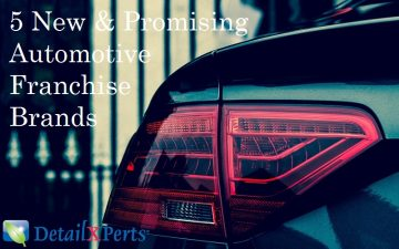 New and Promising Automotive Franchise Brands