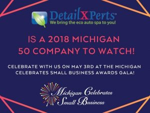 DetailXPerts Is a 2018 MI 50 Company to Watch