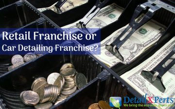 Retail Franchise or Car Detailing Franchise