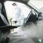 How a Steam Detailing Business Is Best Fit to Provide Car Sanitization Services