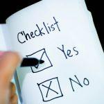 new employee training checklist.