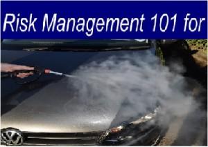 Risk Management 101 for car wash