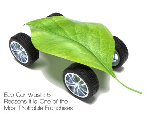 Eco Car Wash: 5 Reasons It Is One of the Most Profitable Franchises