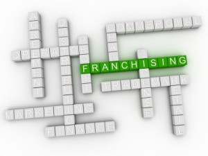 How does a multi franchising business work