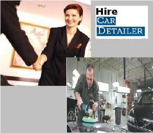 Detailing employee hiring