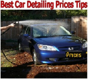 How To Set Prices For Auto Detailing