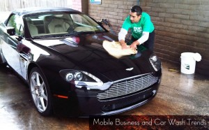 Mobile Businesses and Car Wash Trends