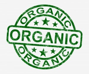 Use organic products